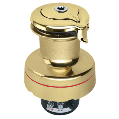 Harken 900 Electric UniPower Self-Tailing Radial Bronze Winch