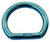 "Wichard 3/16"" Fat D Ring w/ 1 3/16"" Diameter"
