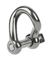 "Schaefer 5/16"" Pin. Twist Shackle"