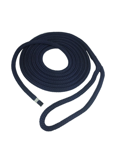 "3/4"" Nylon Double Braid - Premium Dock Lines"