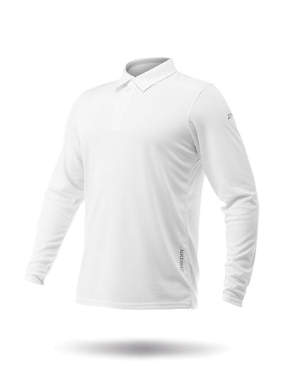 Zhik Men's ZhikDry LT Long Sleeve Polo
