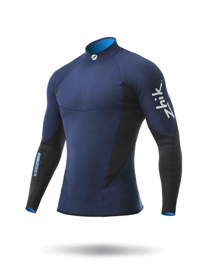 Zhik Men's Microfleece V Top