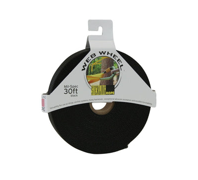 Tubular Nylon Webbing - Sterling Web Wheel Mil-Spec 30 Ft.