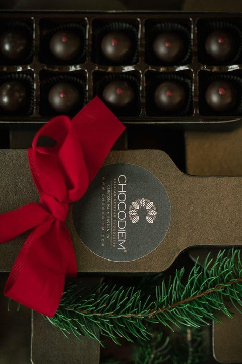 Red Wine Truffle Gift Box