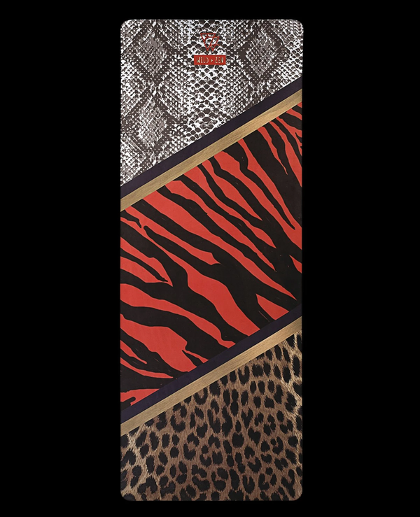 Mixed Jungle Yoga Mat