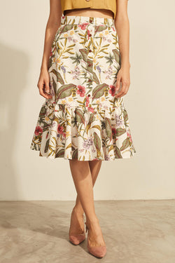 Louise Skirt (Floral)
