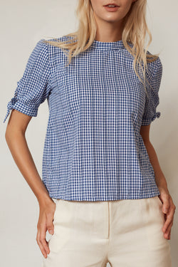 Louise Top (Blue)