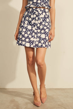 Julianna Floral Skirt