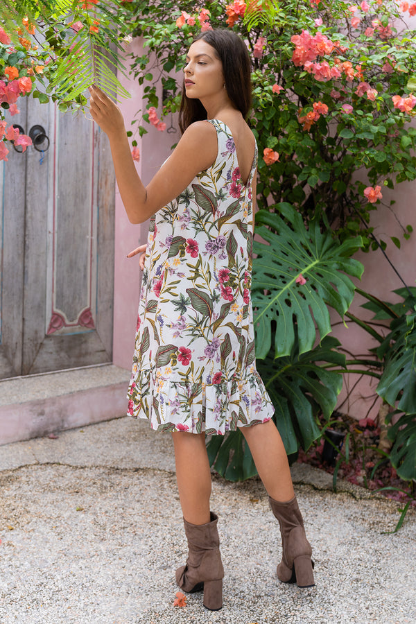 Amber Dress (Tropical)