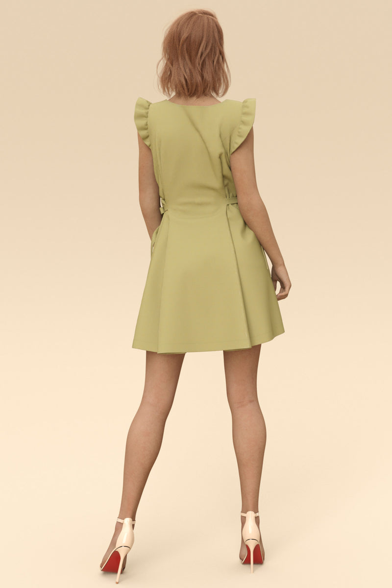 Patsy Side Tie Dress
