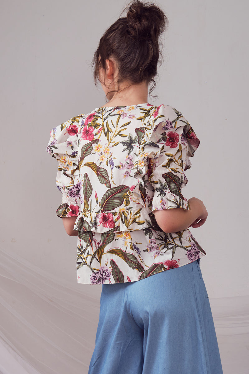 Kirby Top (Tropical)