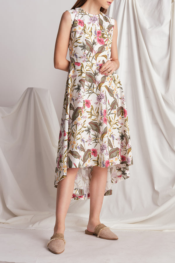 Alicia Dress (Tropical)
