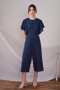 Rachel Jumpsuit (Blue)