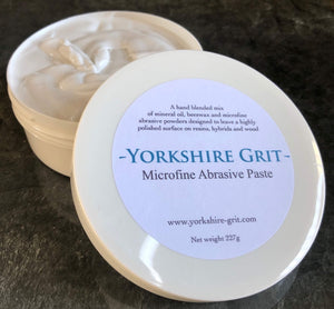 Yorkshire Grit - Microfine Abrasive Paste