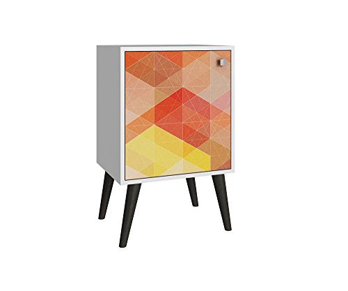 Kaleidoscope Side Table - Burnt Spaces