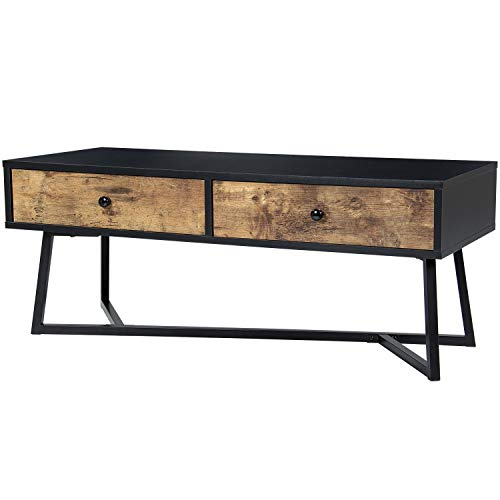 Henry Coffee Table - Burnt Spaces