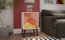 Load image into Gallery viewer, Kaleidoscope Side Table - Burnt Spaces