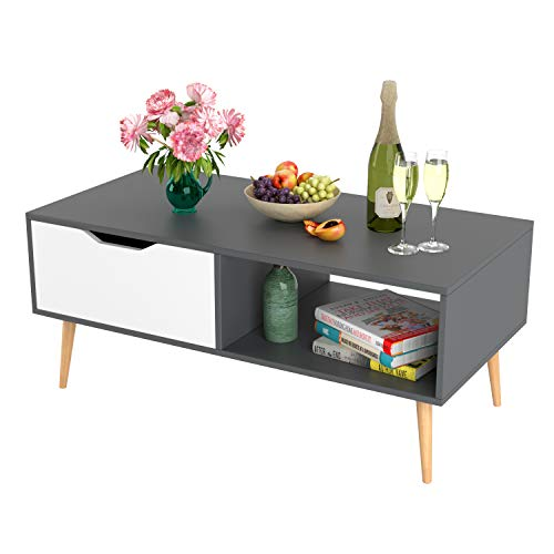 Helena Accent Table Grey - Burnt Spaces