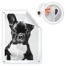 Load image into Gallery viewer, 8 Pc Damage Free Magnetic Poster Hangers