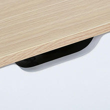 Load image into Gallery viewer, Helena Walnut/White Side Table - Burnt Spaces