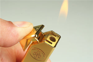 Gold Bar Torch Lighter - Burnt Spaces