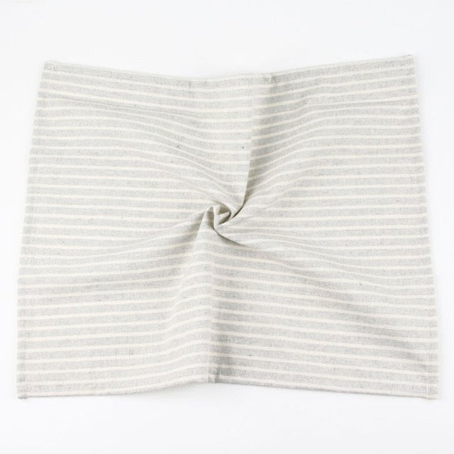 Cotton Linen Table Napkin/Place Mat - Burnt Spaces