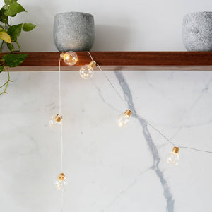 Garland String  LED Fairy Lights 10 pc - Burnt Spaces