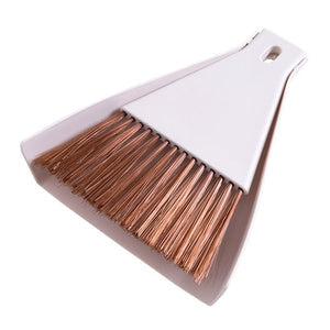 Mini Desktop Broom and Dustpan 2pcs/set - Burnt Spaces