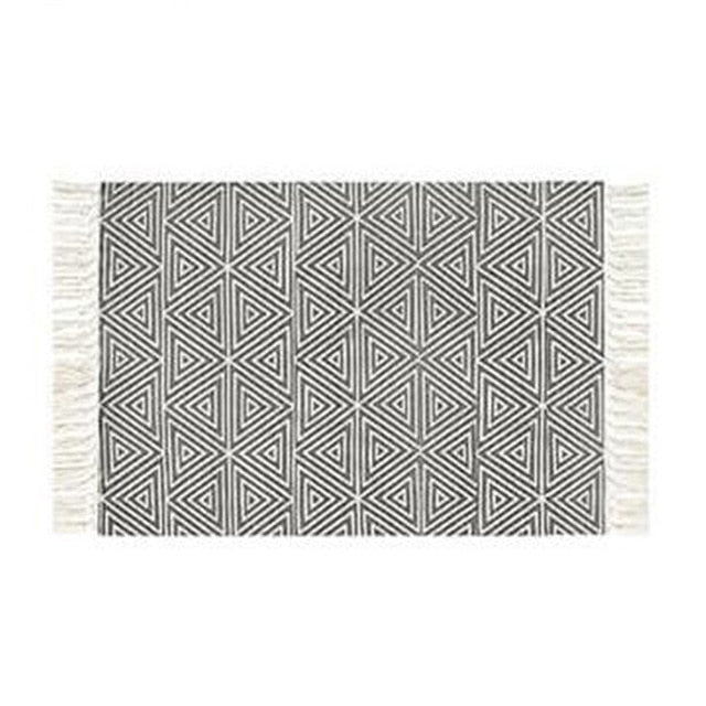 Nile Printed Rug - Burnt Spaces