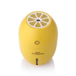 Lemon Humidifier/ Essential Oil Diffuser - Burnt Spaces