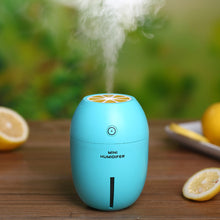 Load image into Gallery viewer, Lemon Humidifier/ Essential Oil Diffuser - Burnt Spaces