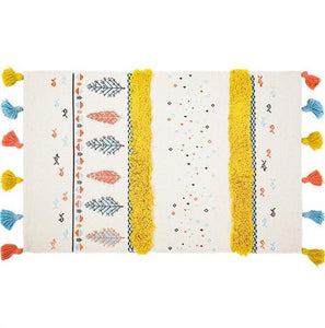 Sally Tufted Throw Rug