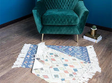 Load image into Gallery viewer, Valarie Printed Rug - Burnt Spaces