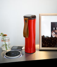 Load image into Gallery viewer, Smart Coffee Brewing Thermos - Burnt Spaces