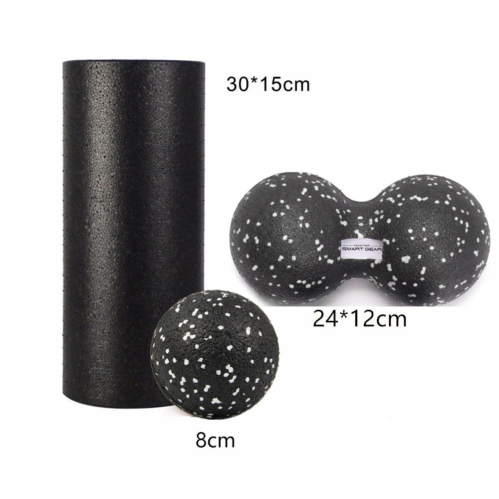 EPP Full Body Foam Roller Set - Burnt Spaces