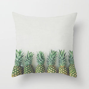 Pineapple Cushion Cover - Burnt Spaces
