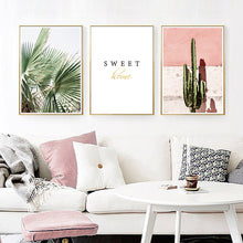 Load image into Gallery viewer, Sweet Home Canvas Print - Burnt Spaces