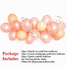 Load image into Gallery viewer, Balloon Garland Kit 57PCS/Set - Burnt Spaces