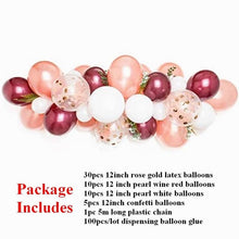 Load image into Gallery viewer, Balloon Garland Kit 57PCS/Set