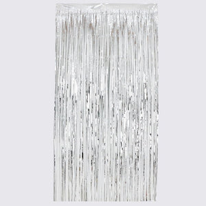 Metallic Streamer Rain Screen - Burnt Spaces