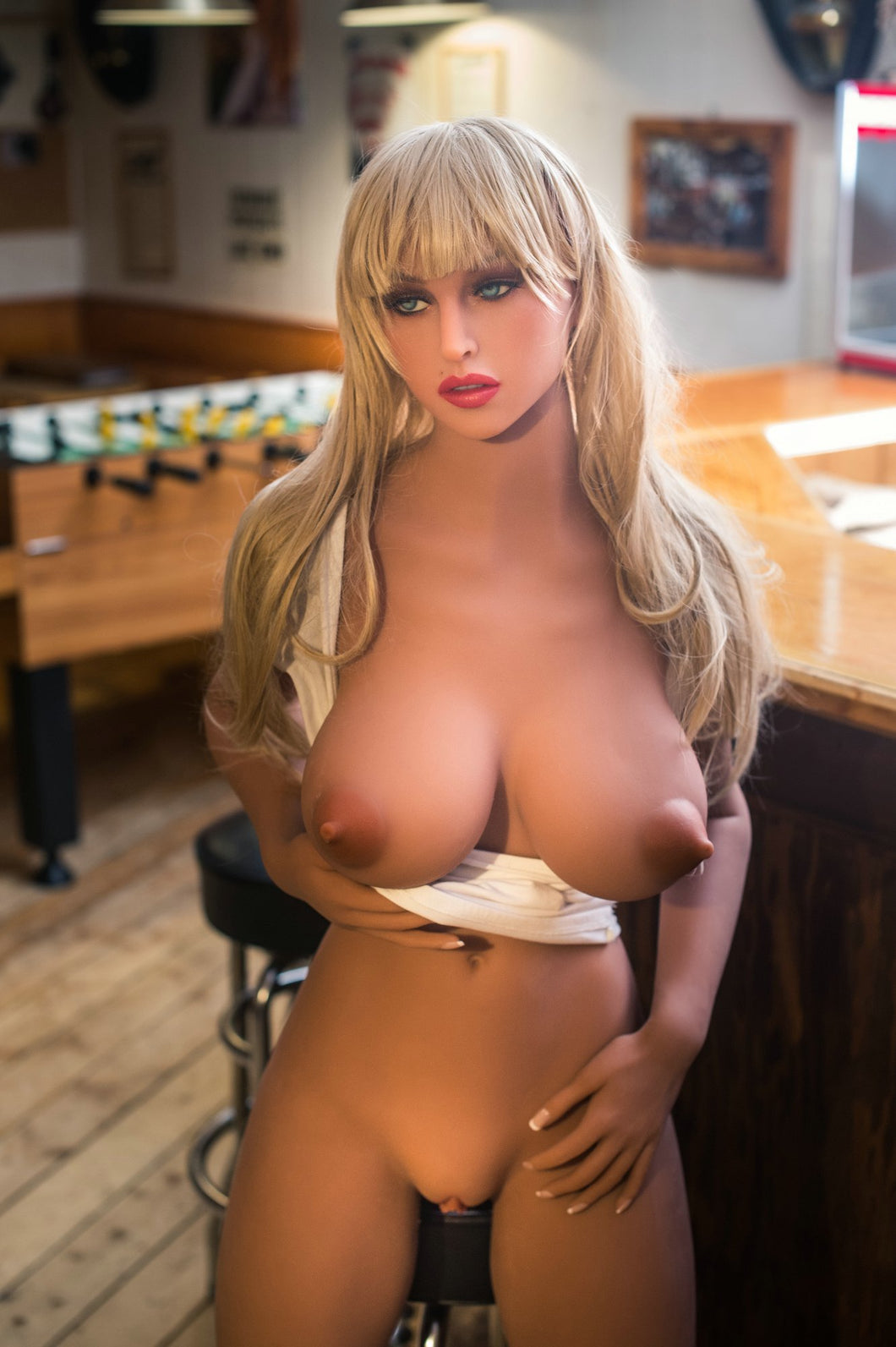 Jadyn: Big Tit Sex Doll / Petite Sex Doll