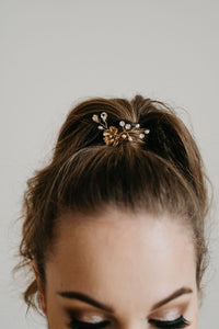 Clover Hair Pin