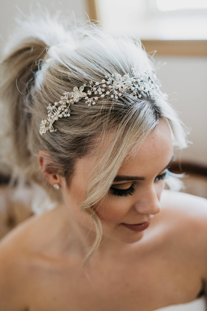 Crystal Bridal Headpiece