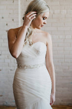 Load image into Gallery viewer, Rose Gold Bridal Belt