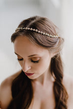 Load image into Gallery viewer, Crystal Bridal Headband