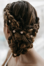 Load image into Gallery viewer, Rose Gold Hair Pins