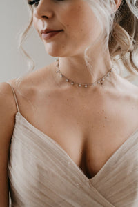 Crystal Bridal Necklace