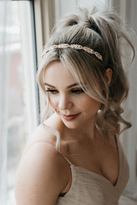 Rhinestone Bridal Headpiece