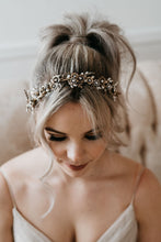 Load image into Gallery viewer, Boho Bridal Headpiece