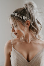 Load image into Gallery viewer, Crystal Bridal Necklace